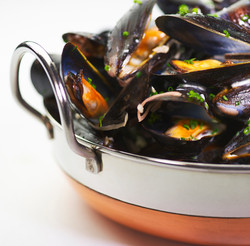 Le Bistro Mussels