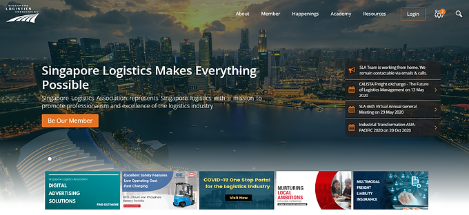 SLA Website