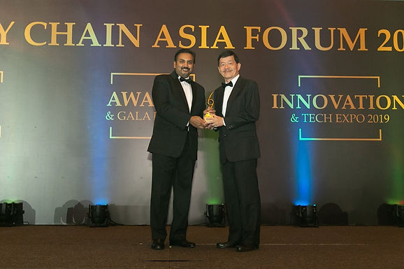Supply Chain Asia Awards & Gala Night