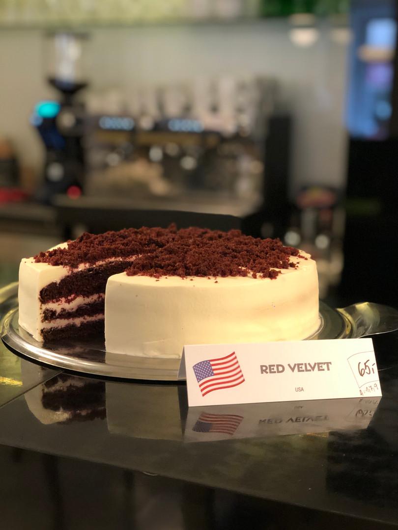 Red Velvet Security Space&Café