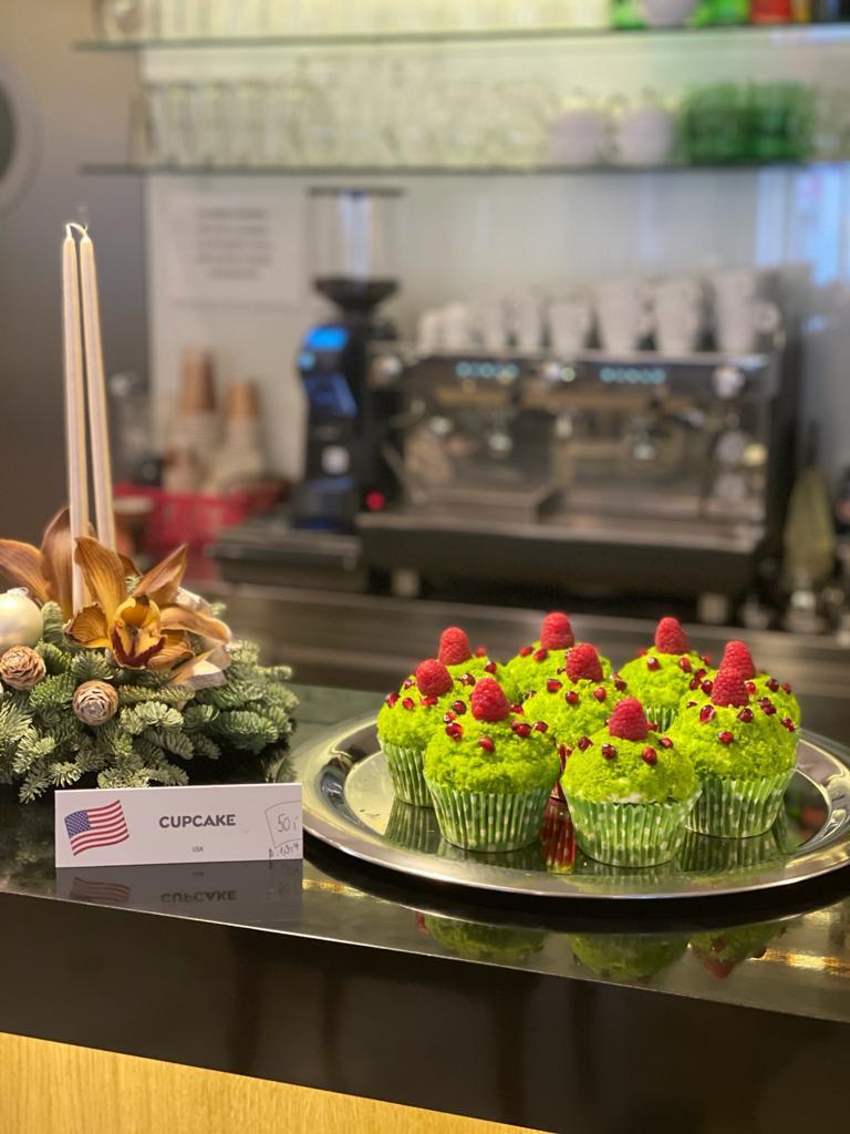 Cupcake Security Space&Café