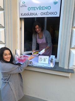 Okénko Security Space&Café