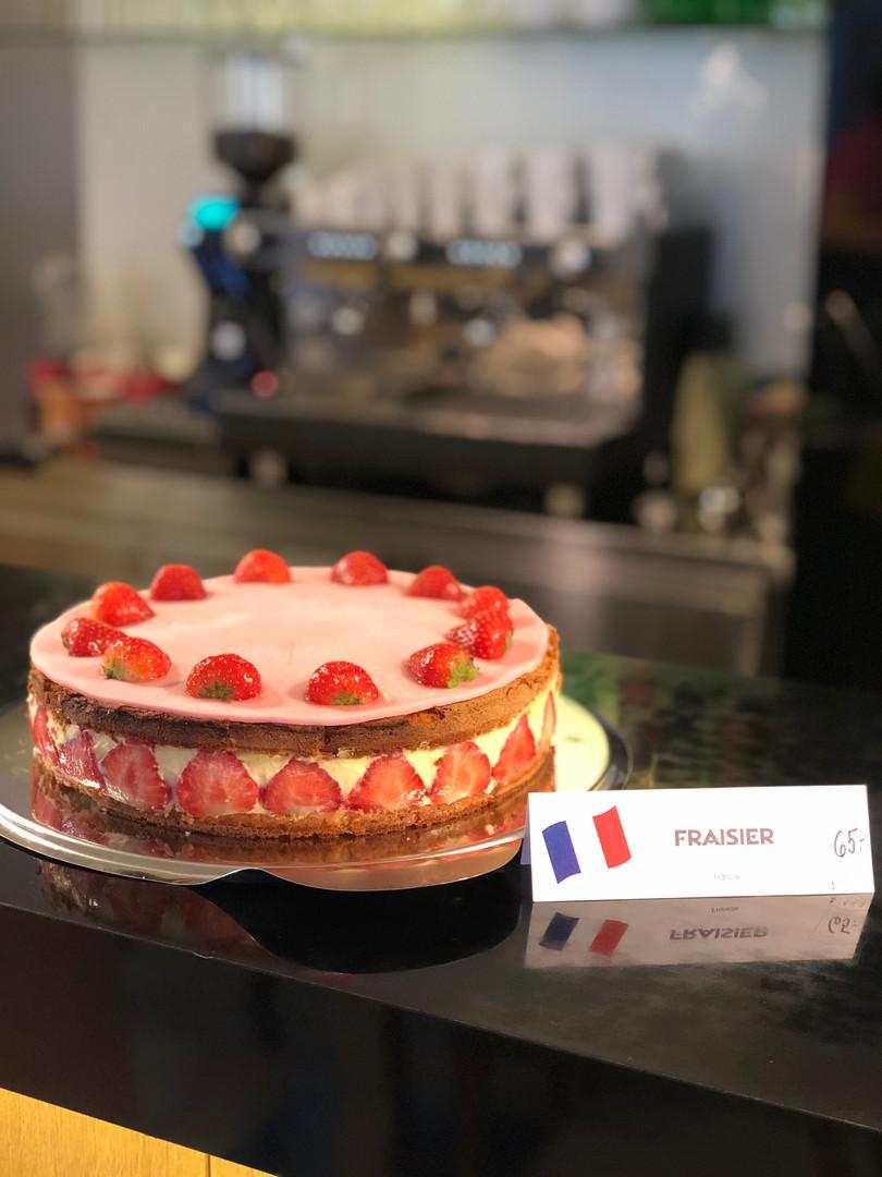 Fraisier Security Space&Café