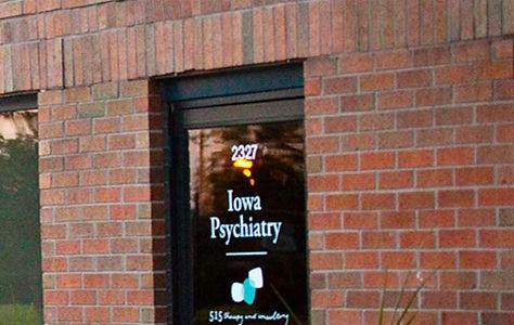 Iowa Psychiatry building