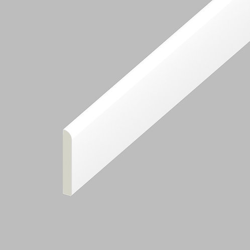 Architrave 65mm White