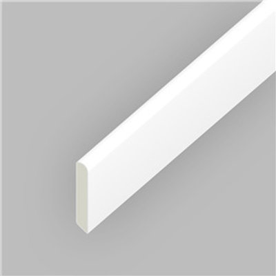 Cloaking Fillet 30mm White