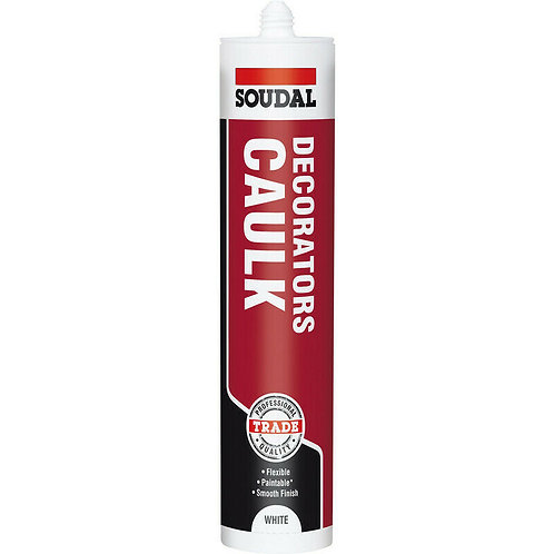 Soudal Trade Decorators Caulk