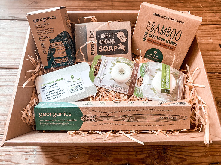 Bathroom Starter Gift Box