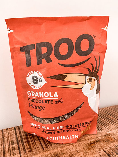 Troo Granola- Chocolate with Orange