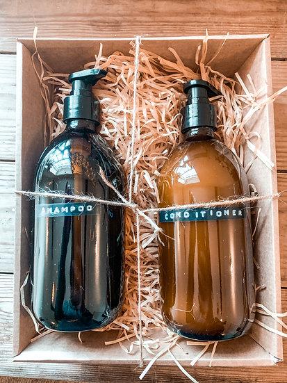 Shampoo & Conditioner Gift Box 500ml