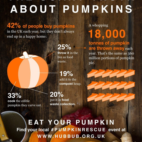 Save The Pumpkin....