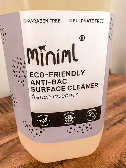 Miniml Anti-Bac Multi-Surface Cleaner