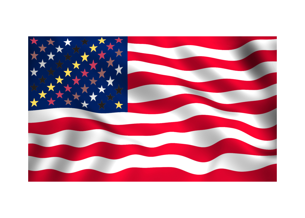 Civil Rights US-Flag