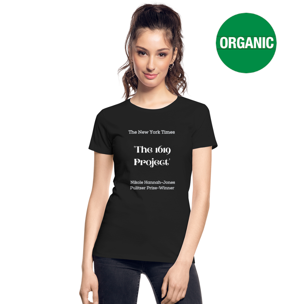 The 1619 project organic T-shirt for women