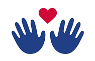 Civil Rights US Flag Donate Hands