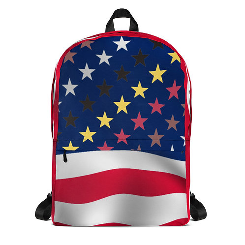 Civil Rights US-Flag Backpack 1