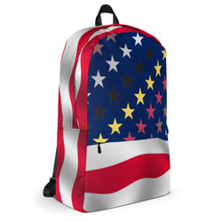 Hike for Civil Rights BackPack Civil Rights US Flag