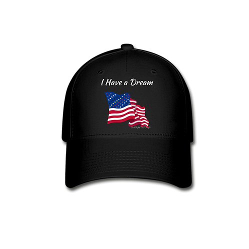 I Have a Dream, Civil Rights US-Flag Baseball Cap 1