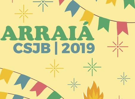 FESTA JULINA CSJB 2019