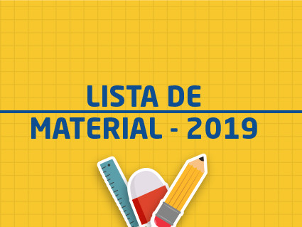 Listas de Material 2019