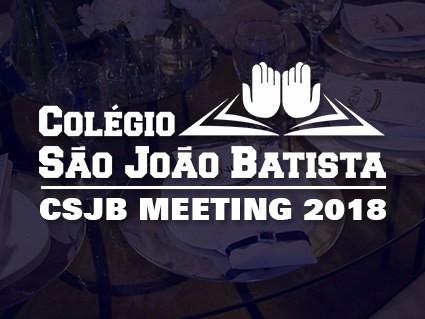 CSJB MEETING – 2018
