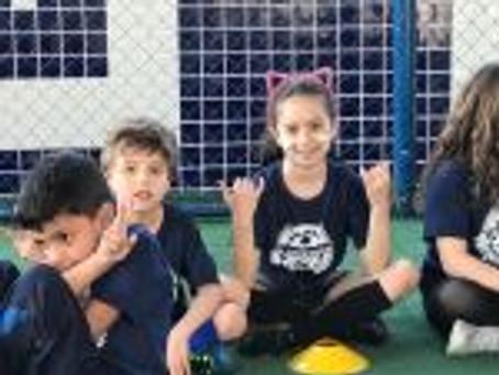 Olimpíadas CSJB 2018 – KIDS e Fundamental I