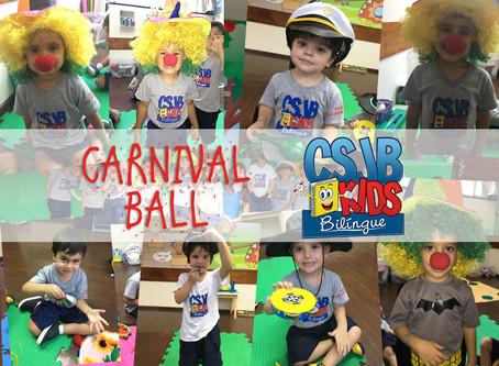 Kids Bilíngue – Carnival Ball