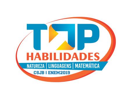 Top Habilidades ENEM – Natureza | Linguagens | Matemática