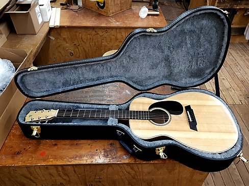 Finished Custom Acoustic
