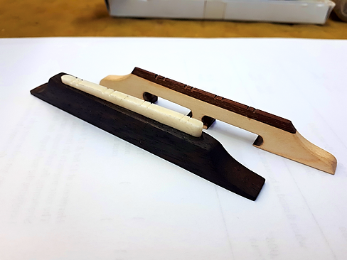 New vs Old Bouzouki Bridge