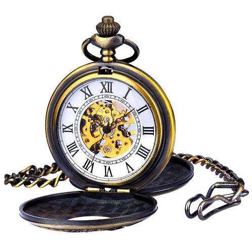 Fulton Pocketwatch Model S-W