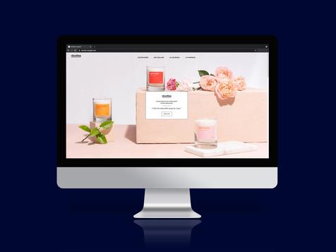 Récoltes Site internet