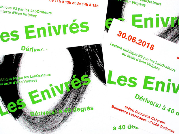 Le Comité du Labo / Lectures 2018