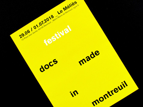 Docs Made in Montreuil