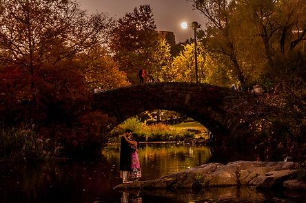 Wedding Photo Shoot at Central Park New York City
