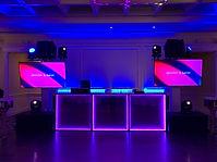 Wedding DJ Set ups and Production