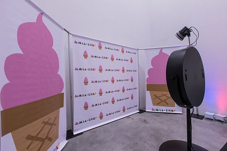 Wedding Custom Back Drops Fro Photo Booths New Jersey