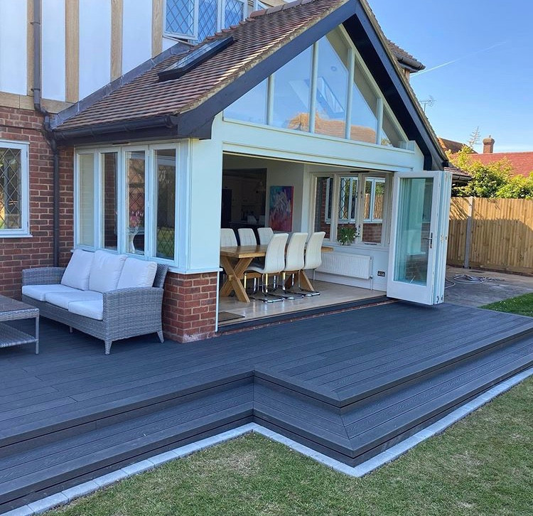 Installed By Desirable Decking