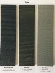 Grey Palette