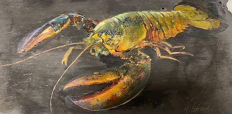 Lobster Mary LoPiccolo