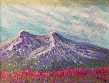 """Mt Saint Helen"""