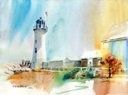 Tony Visco Watercolor