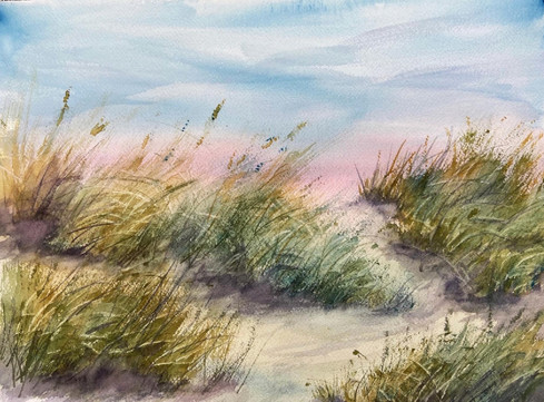 """""""Path to the Ocean""""  SOLD"""