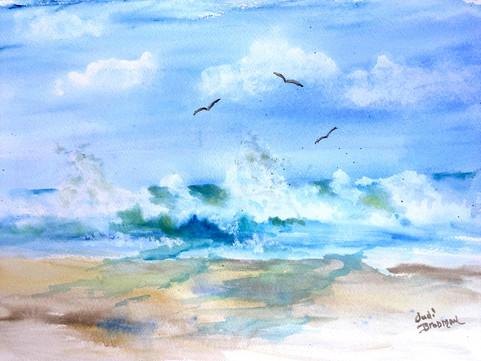 """Ocean Break"""