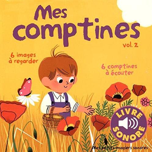Mes comptines -vol2
