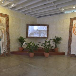 Song of Praise, 2016, installation, 18th Street Art Center, Santa Monica, CA