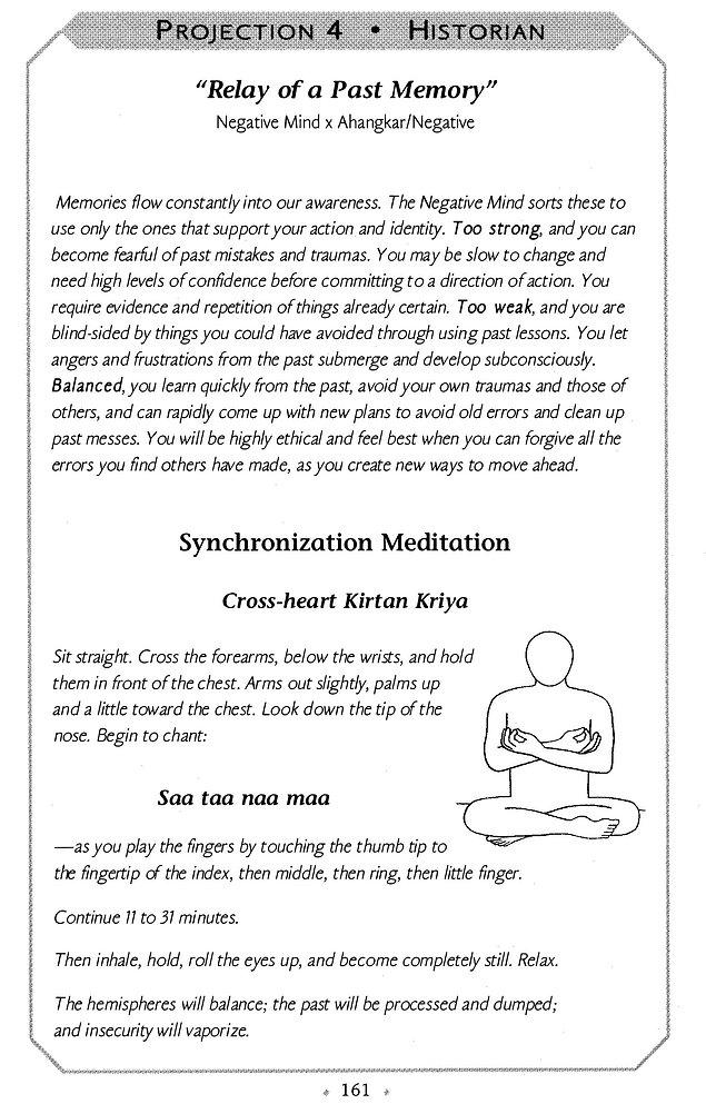 Yogi Bhajan - Mind - Its Projections and