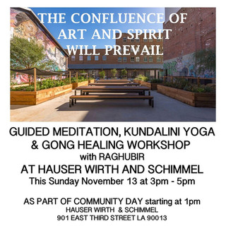 Post-Election Healing Workshop, 2016, Hauser Wirth and Schimmel, Los Angeles, CA