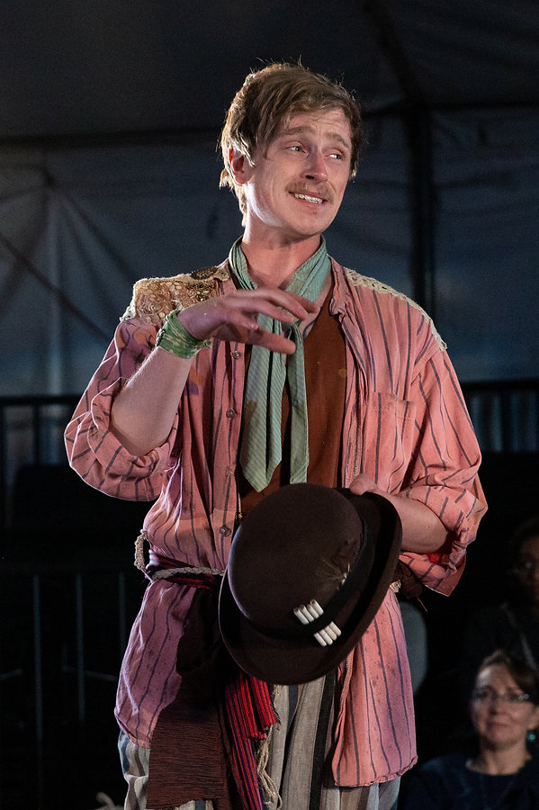 Costume Design by Sanja Manakoski for Theatre Play Measure for Measure by Shakespear at Theatreworks in Colorado Springs. New York Chicago
