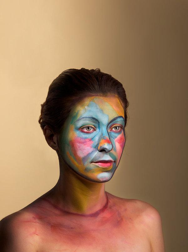 Stage Makeup Artist Make up Sonia Delaunay nja Manakoski
